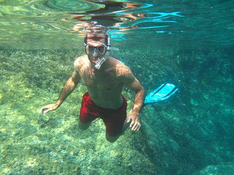 Kayak + Snorkel