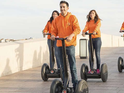 Cordoba on Segway 1 Hour
