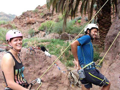 Climbing 1/2 Day Staff