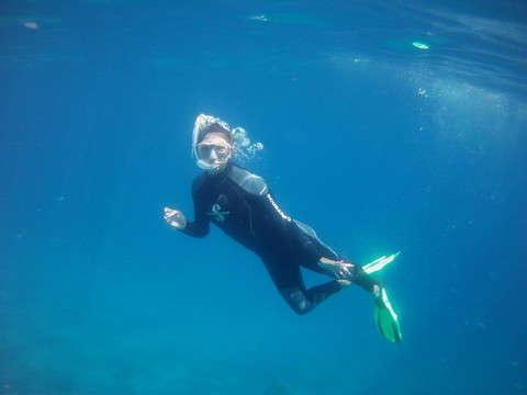 Tour de Snorkel Belleza Submarina