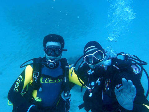 Curso Buceo Open Water