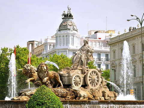Madrid City Private Tour