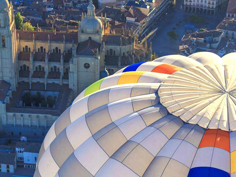 Tours a vuelo en globo segovia con transporte - Viaje en globo valencia ...