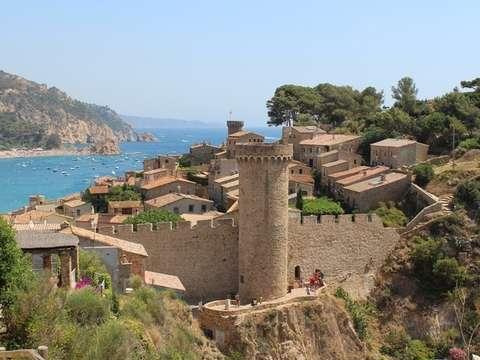 Tour Costa Brava Medio Dia desde Barcelona